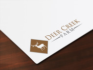 Deer Creek Farm Logo - Entry #151