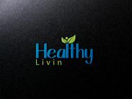 Healthy Livin Logo - Entry #171