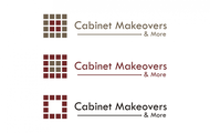 Cabinet Makeovers & More Logo - Entry #90