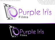 Purple Iris Films Logo - Entry #108