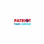 Patriot Pool Service Logo - Entry #77