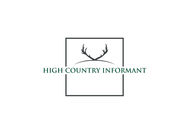 High Country Informant Logo - Entry #2