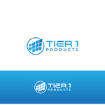 Tier 1 Products Logo - Entry #526