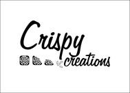 Crispy Creations logo - Entry #129