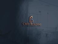 CMW Building Maintenance Logo - Entry #219