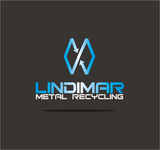 Lindimar Metal Recycling Logo - Entry #344