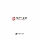 Brothers Security Logo - Entry #97