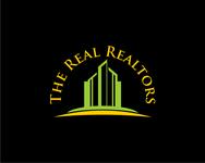 The Real Realtors Logo - Entry #139