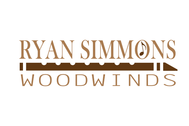 Woodwind repair business logo: R S Woodwinds, llc - Entry #11