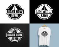 Right Now Semi Logo - Entry #211