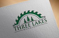 Three Lakes Workshop Logo - Entry #138