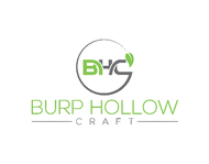 Burp Hollow Craft  Logo - Entry #6