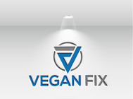 Vegan Fix Logo - Entry #262