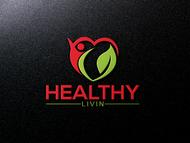 Healthy Livin Logo - Entry #560