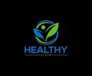 Healthy Livin Logo - Entry #407