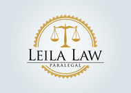 Leila Law Logo - Entry #96