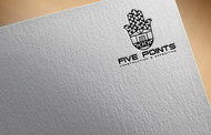 Five Points Construction & Expediting Logo - Entry #25