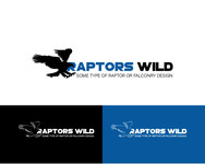 Raptors Wild Logo - Entry #275