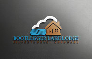 Bootlegger Lake Lodge - Silverthorne, Colorado Logo - Entry #44