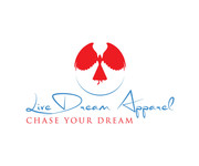 LiveDream Apparel Logo - Entry #96