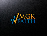 MGK Wealth Logo - Entry #362