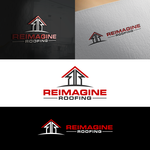 Reimagine Roofing Logo - Entry #322