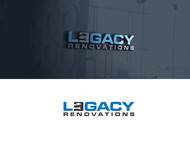 LEGACY RENOVATIONS Logo - Entry #87