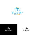 Blue Sky Life Plans Logo - Entry #314