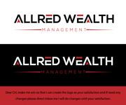 ALLRED WEALTH MANAGEMENT Logo - Entry #750