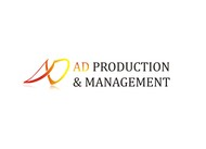 Corporate Logo Design 'AD Productions & Management' - Entry #149