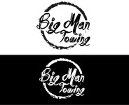Big Man Towing Logo - Entry #60