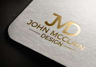 John McClain Design Logo - Entry #113