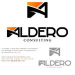 Aldero Consulting Logo - Entry #31