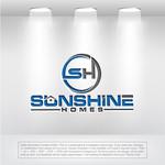Sunshine Homes Logo - Entry #437