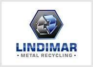 Lindimar Metal Recycling Logo - Entry #219
