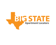 Big State Apartment Locators Logo - Entry #1
