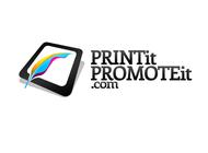 PrintItPromoteIt.com Logo - Entry #171
