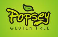 gluten free popsey  Logo - Entry #36