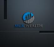 MGK Wealth Logo - Entry #90