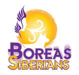 Siberian Husky Logo - Entry #138