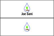 Joe Sani Logo - Entry #251