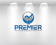 Premier Accounting Logo - Entry #433