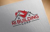 RI Building Corp Logo - Entry #377