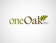 One Oak Inc. Logo - Entry #94