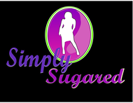 Simply Sugared Logo - Entry #24