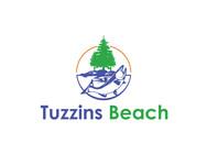 Tuzzins Beach Logo - Entry #326