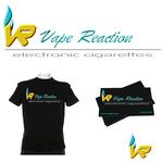 Vape Reaction Logo - Entry #107