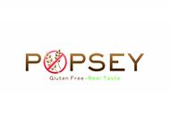 gluten free popsey  Logo - Entry #131