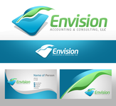 Envision Accounting & Consulting, LLC Logo - Entry #95