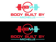 Body Built by Michelle Logo - Entry #38